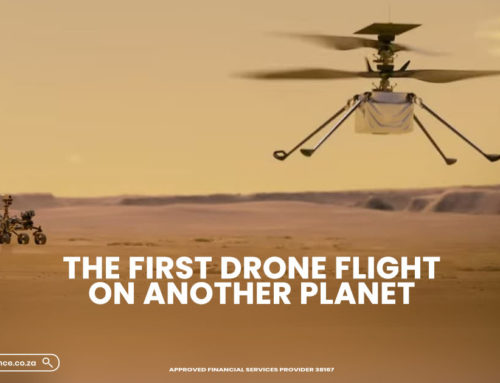 One Small step for mankind, One Giant leap for Drone Operations